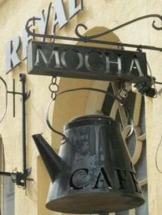 Mocha cafe