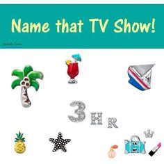 Name That TV Show (Answer: Gilligan's Island) www.brandieyost.origamiowl.com