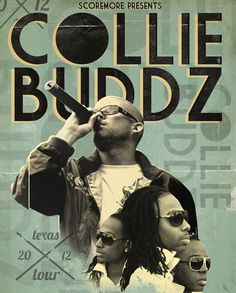 Collie Buddz with Young Kingston at Austin Reggaefest