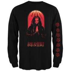 Rob Zombie - Praying Long Sleeve T-Shirt