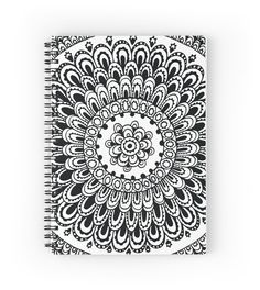 Mandala by hayleylauren