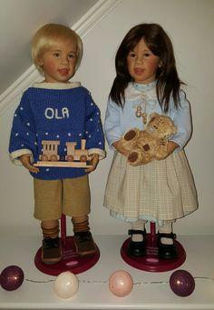 Tvillingene Ola & Jennie ❤