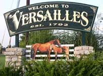 And it's pronounced Ver-Sales. Louisville Kentucky, Kentucky Derby, Derby Time, Derby Winners, Southern Heritage, My Old Kentucky Home, Ohio River, Horse Farms, Weekend Trips