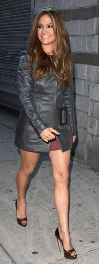 Leather jacket Brian Atwood
