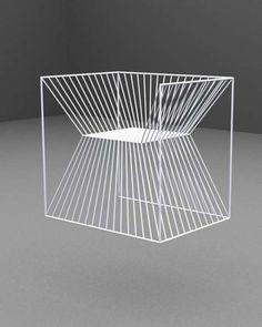 wire frame furniture - Google Search