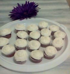 Mini Red Velvet Cupcakes....Available now!