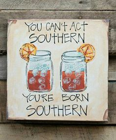 So true. No southern imposters! Lol!