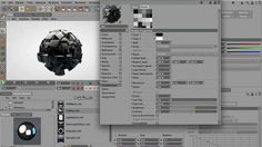 How to use Sub Polygon Displacement in Cinema 4D