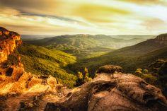 Harika renkler ve ışık !! Çok güzel!!   ♥♥♥ #bluemountains #australia #landscape #landscapephotography #besttopphotographer