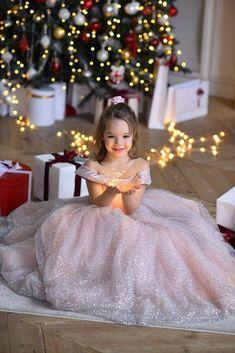 Gowns For Girls, Wedding Dresses For Girls, Girls Party Dress, Little Girl Dresses, Baby Dress, Party Dresses, Girls Dresses, Flower Girl Dresses, Tulle Bridesmaid Dress