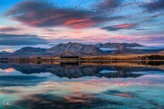 Autumn ... Lake ... Sunset by Konstantin Iagoudine - Photo 79868043 - 500px