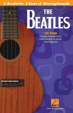 The Beatles Ukulele Chord Songbook
