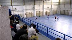 Partido de futbol sala cadete entre Oroquieta Espinillo y Torrejon de la...