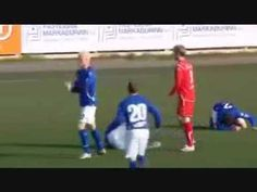 Stjarnan Iceland goal celebrations...i must go see one of their games!!