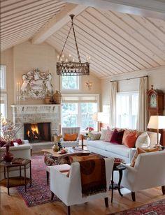 HGTV - Sarah's House - Family Room @Shawna Bergene Hartman
