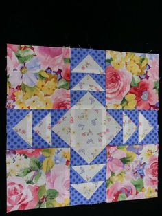 2014 Quilt block from Heavenly Quilt Shop