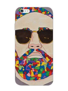 Color Beard - Designer Mobile Phone Case Cover for Apple iPhone 6