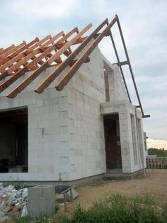 Realizacja ARN Tofi CE Village House Design, Village Houses, Off Grid Cabin, Home Fashion, Home Goods, Pergola, Mexico, New Homes, Outdoor Structures