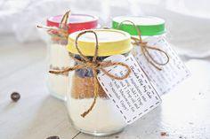 Mug Cakes in a Jar | Homan at Home