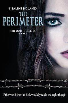 The Perimeter (Outside Series #3) by Shalini Boland. Release Date - November 18th 2013