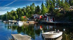 Barts-Boekje - Archipelago, Stockholm