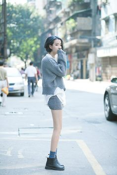 Yes, korean Street fashion.