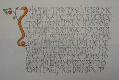 Visigothic-LCS Cool Lettering, Hand Lettering, Visigothic, Decorated Envelopes, Cali, Journals, Typography, Calligraphy, Letters