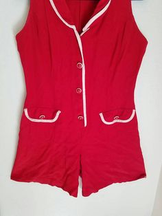 Check out this item in my Etsy shop https://www.etsy.com/listing/516526844/rad-red-romper