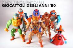 Cinque indimenticabili giocattoli degli anni '80