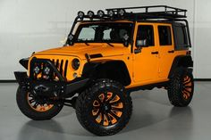 2014 Starwood Custom Kevlar Jeep Wrangler Unlimited (24S Package) Image 1