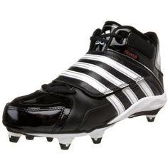 48a68eb746a adidas Men s Scorch Thunder Mid D Football Shoe adidas.  44.99
