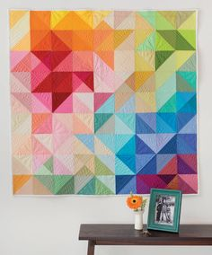 Do you use kits to create modern quilts? Check out these three ways to make a unique quilt from a quilt kit >>
