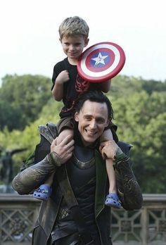 I wish  that kid was me!