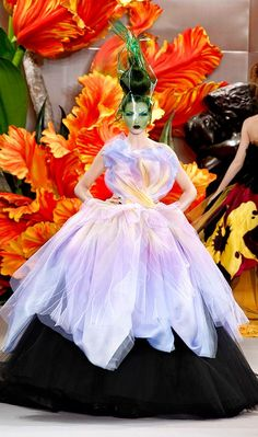 Christian Dior - Haute Couture Fall 2010