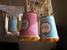 紙コップでシフォンケーキ☆持ち寄りや手土産にピッタリ~!!!!|Happy*Kitchen Life~簡単manaごはん~