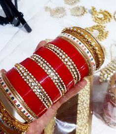Canada-based jewelry vendor selling sets for wedding guests and South Asian bridal jewelry (chura, kaleerey, full sets). Asian Bridal Jewellery, Bridal Jewelry, Bridal Bangles, Costume Jewelry, Canada, Wedding, Valentines Day Weddings, Bridal Bridal Jewellery, Weddings