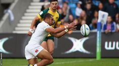 World Rugby U20 Championship 2016: England beat Australia to secure semi-final spot