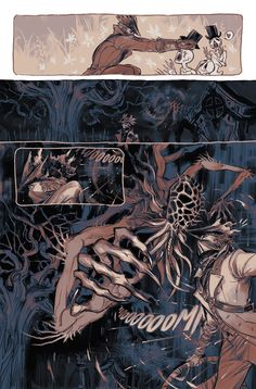 Echoes of Blood page 8 Read from the beginning | Previous | Next Pre-order Echoes of Blood Zine