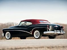 1953 Buick Skylark Convertible- maybe one day I'll restore one as beautifully as my dad did!