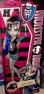 Monster High Ghoul Spirit Frankie Stein New Doll | eBay