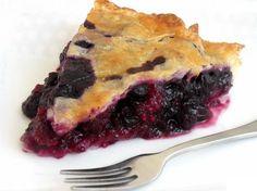 Tarte aux petits fruits frais Framboise, Bleuet, Fraise, Mûre, etc.