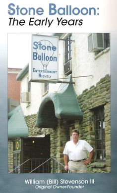 """The Stone Balloon was a bar/night club in Newark Delaware where I saw alot of awesome bands like Springsteen, Joan Jett, The Ramones...during the early 70's - 80's -check out the list-next 3 pics of the Bands that I got see in the """"teething"""" stage of their careers."""