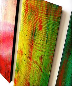 WOW 'Solidarity in 5' Large A Wall Sculpture by RosemaryPierceArt