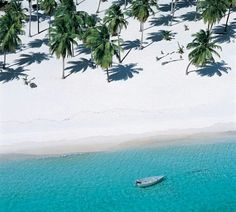Punta Cana, Dominican Republic - I just want to know, is the sand that white and the water that blue?