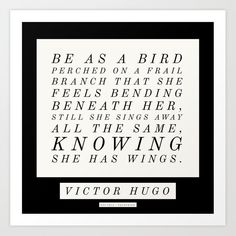 Buy 14 | Victor Hugo Quotes 200911 Motivational Inspirational Literature Writing Writer Literary Art Print by wordz. Worldwide shipping available at Society6.com. Just one of millions of high quality products available. Christine Caine, Isagenix, Agatha Christie, Victor Hugo Quotes, Inspirational Quotes, Motivational, Literature, Writer, Life Quotes