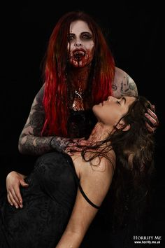 Death Befalls Her Horrify Me, horror photography and portraits of rotting zombies, evil vampires, demonic demons, dark erotic beauty and boudoir, hanged victims, human autopsy, gross blood and gory concepts, horror icons and much more. www.horrify.me.uk