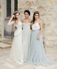 Designer Spotlight: Bel Aire Bridal TEAM Hair and Makeup KT Merry Joy Proctor Flutter Magazine