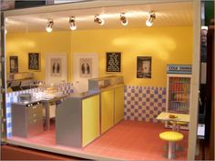 Fish and Chip shop in miniature!