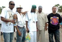 2009 - Flesh, Layzie, Krayzie, Wish & Bizzy - Bone Thugs N Harmony - Best Hip Hop, Love N Hip Hop, Hip Hop Artists, Music Artists, Bizzy Bone, Thug Life, 4 Life, Beautiful Men, Beautiful Things