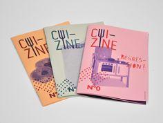 Cui-Zine on Behance